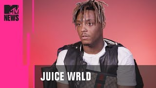 Juice WRLD on XXXTentacion, Lil Peep, Death, Drugs & Anime | MTV News