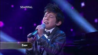 | Eddy Valenzuela | - VOLVER A AMAR - Cristian Castro - Academia Kids (Cover)