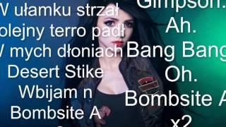 Gimpson X Mamiko X DJ Remo -  Bombsite A  - Tekst/Text