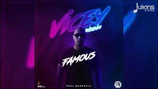 "Shal Marshall - Famous (Vicey Riddim) ""2017 Soca"" (Trinidad)"