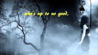 Like a Vampire- Catrien Maxwell -Lyrics