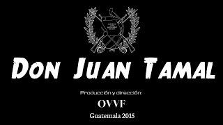 El Jocotillo Marimba Band - Don Juan Tamal (Official Lyric Video)