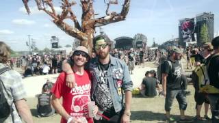 Mike Rock HELLFEST 2015 REPORT