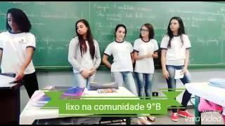 Paródia Baile de Favela (mc joão) tema : lixo