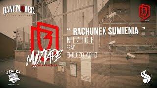 Nizioł - Rachunek sumienia ft. Emilozo, ADHD (prod. Dechu)