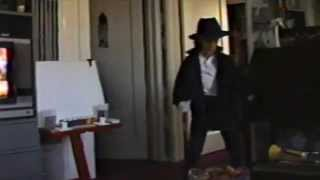 Michael Jackson dance when I was a kid on halloween
