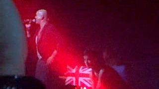 Aqua - Cartoon heroes (live) Sydney 17- 3 - 2012