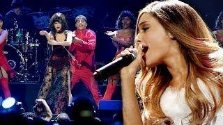 Ariana Grande Humilla Selena Gómez Por Cantar en Playback!