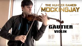 The Hunger Games: Mockingjay Theme ''The Hanging Tree''  Gautier Violin