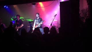 Overdrive - All Time Low - Dear Maria Count Me In Live Cover
