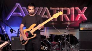 Paramore - Ignorance (bass cover by luisthebassplayer)