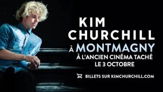 Kim Churchill sera de passage à Montmagny!
