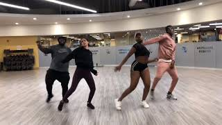 Burna Boy - On The Low (Dance Video) Choreography by Fire Dancer