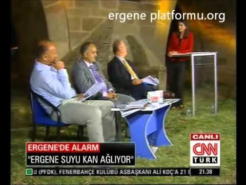 CNN TÜRK - Ergene'de Alarm - 1.Bölüm- 8.9.2011