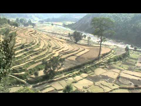 Beautiful Nepal: A picturesque village in Syangja