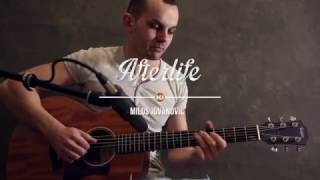 Matus Asato - Afterlife cover