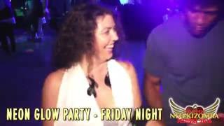 Friday Night Neon Glow Party | Neo Kizomba Festival 2016
