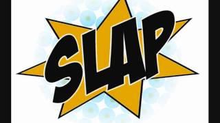 Cartoon slap sound effect