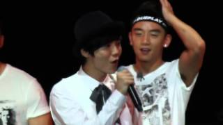 鹿晗 Luhan Running Man singing that good good