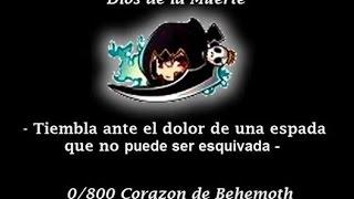 DragonaLuz Titulo Dios de la Muerte Elsword ES