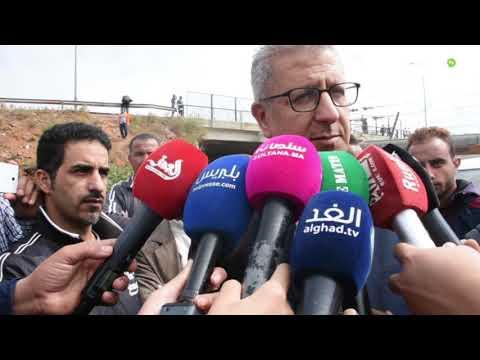 """Video : Rabie Khlie : """"L'ONCF enquête sur les circonstances de l'accident"""""""