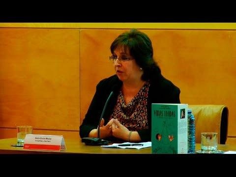 Presentación del libro 'Vidas unidas' en Madrid