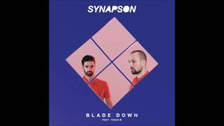 Synapson - Blade Down Feat. Tessa B - Radio Edit (Official audio)