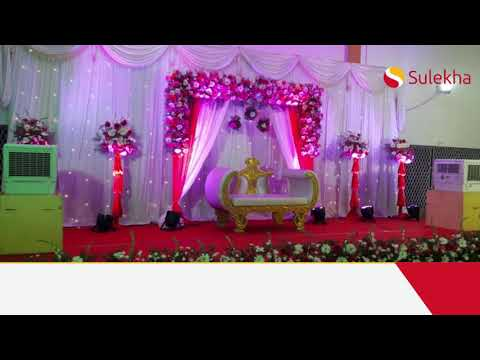 Top 10 Mandap Decorators In Chennai Wedding Hall Decoration Sulekha