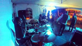 SWEAT by Inner Circle cover by Temperature. Alanna White on drums