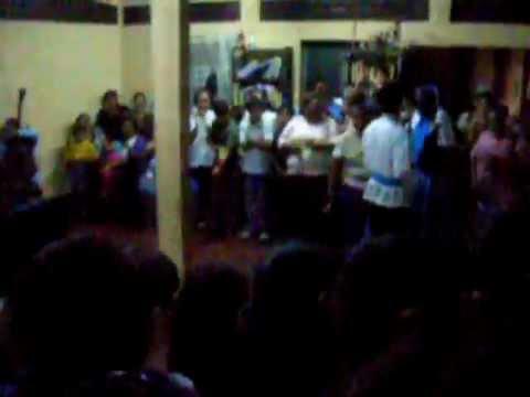 Bailes de las Fiestas Patronales en Masaya, Nicaragua.