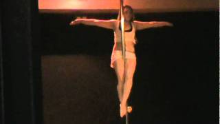 """Tatiana Taboada - Pole Dance con música de AXEL: """"Es Ella"""""""
