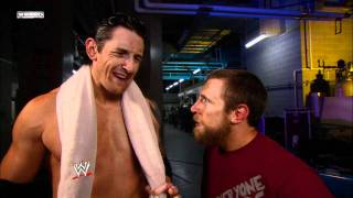 Friday Night SmackDown - Wade Barrett confronts Daniel Bryan