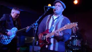 "Boz Boorer -  ""Lonesome Train"" live with TOMCAT Tomas Amador"