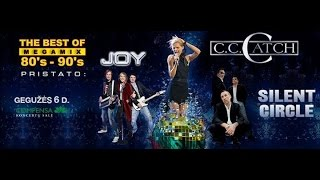 TheBestOf80's&90's(Lithuania)Joy|C.C.Catch|SilentCircle