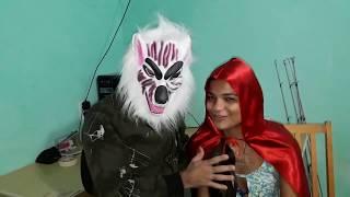 Novo filme da Tigresa! Chapeuzinho vermelho e o lobo Mau
