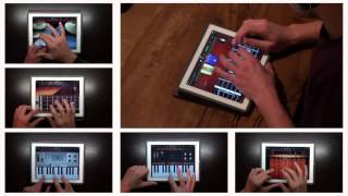 Guitar Solo on iPad - Comfortably Numb by Firmin Manoury