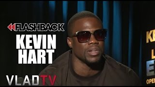 Flashback: Kevin Hart: Dave Chappelle is the Greatest Comedian Ever