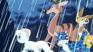 Kimba Il Leone Bianco episodio 40 (3parte)