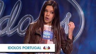 JESSICA NOGUEIRA - CASTING 01 - IDOLOS