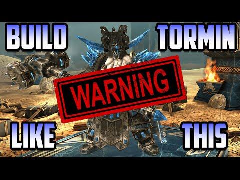 Build Tormin Like This! I Raid Shadow Legends