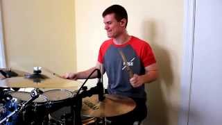Hillsong Young & Free - Energy (Drum Cover)