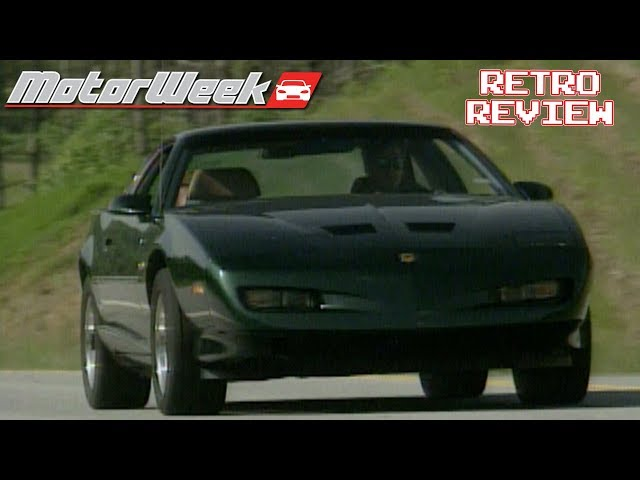 1991 Pontiac Trans Am GTA | Retro Review