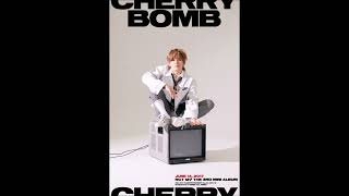 Jaehyun's parts in NCT 127's 3rd mini album 'Cherry Bomb'