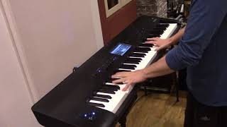 "WWE Theme Song Piano Covers: ""Woken"" Matt Hardy ""Deletion"""