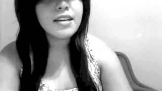 Me singing Skinny Love - Birdy Cover