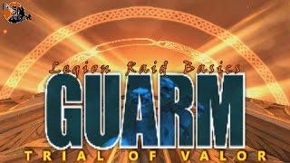 Guarm: Two Minute Tips | Normal/Heroic | Legion Raid Basics