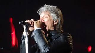 Bon Jovi Chile 2017 - We don´t run