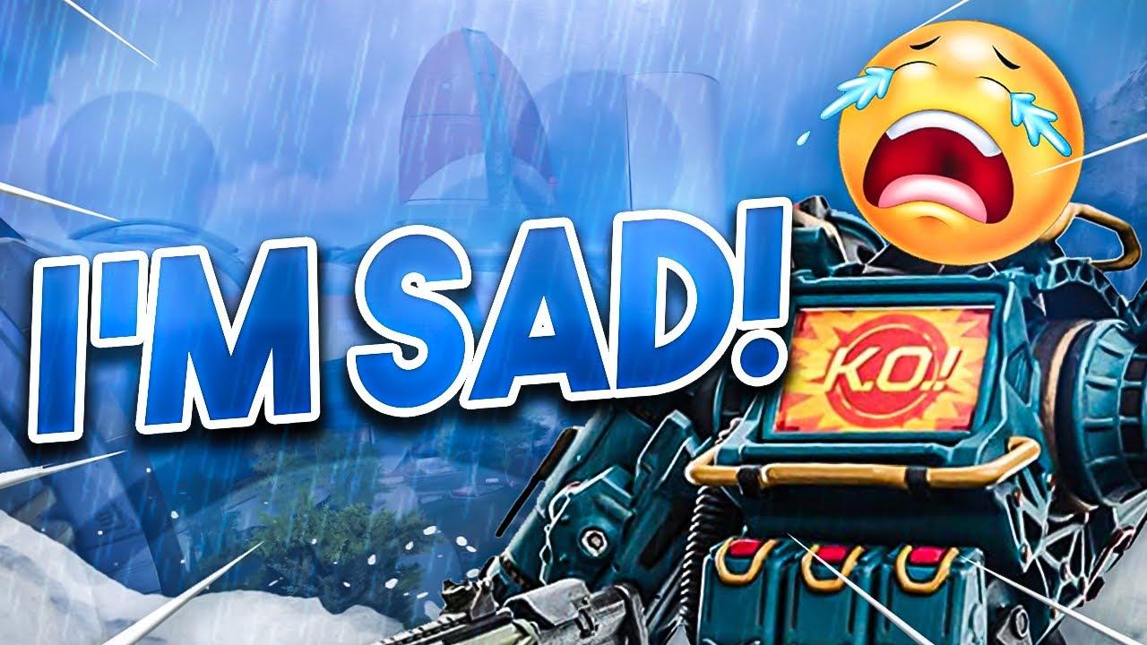 Ratchet - This Gameplay Made Me SAD!! (Apex Legends)