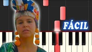 To My Love / Bomba Estereo / FACIL / Piano Tutorial