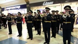 Новогодний хит: военный оркестр МО жжет!